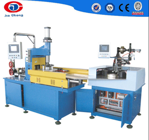 PLC Fully-Automatic Coiling Machine