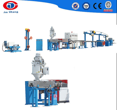 chemical foaming cable extrusion line
