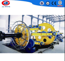 Cradle Type Cabling Machine